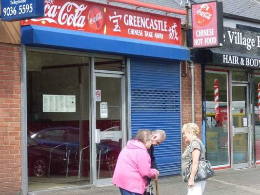 Greencastle Chinese Takeaway